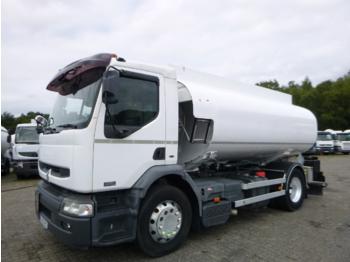 Ciężarówka cysterna Renault Premium 270.19 dci 4x2 fuel tank 14 m3 / 3 comp