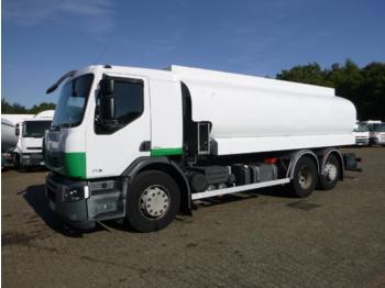 Ciężarówka cysterna Renault Premium 370.26 6x2 fuel tank 19 m3 / 5 comp