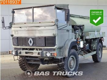 Renault TRM180.13 4X4 4x4 Manual Big-Axle Steelsuspension Euro 1 - ciężarówka cysterna
