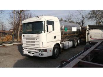 Ciężarówka cysterna SCANIA Cisterna Alimentare !!!!!18.000L - Euro 5