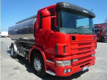 Ciężarówka cysterna SCANIA P260