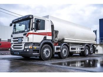Scania P360 EURO 5 +TANK MAGYAR 24000L (7 comp.) - ciężarówka cysterna