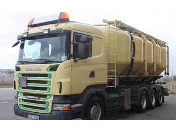 Scania R500LB8X4*4HNA EURO 5  - ciężarówka cysterna