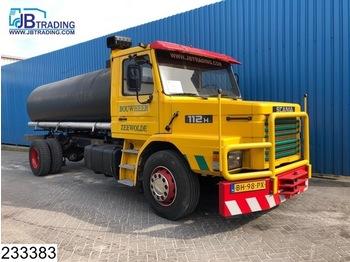 Scania T 112 280 Steel suspension - ciężarówka cysterna
