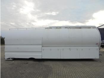 Ciężarówka cysterna Tank ALUMINIUM