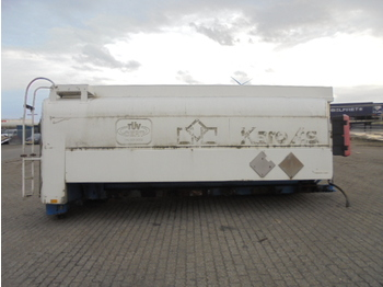 Ciężarówka cysterna Tank TANK