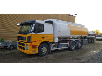 Volvo FM 12 6x2 19000 L tank petrol diesel ADR - ciężarówka cysterna