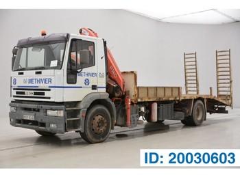 Ciężarówka do przewozu samochodów Iveco Eurotech 190E34