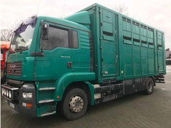 Ciężarówka do przewozu zwierząt MAN TG-A 18.XXX FG / LL