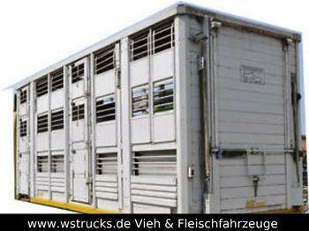 Ciężarówka do przewozu zwierząt Mercedes-Benz KABA 3 Stock Vollalu 2002