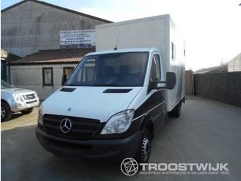 Ciężarówka do przewozu zwierząt Mercedes-Benz Sprinter 515 CDI/3.5: zdjęcie 1