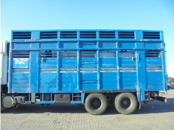 Ciężarówka do przewozu zwierząt VEE 2 DEKS