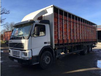 VOLVO FM 340 - ciężarówka do przewozu zwierząt