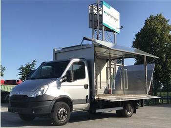 Iveco - Daily 70 C 17 - ciężarówka do transportu napojów