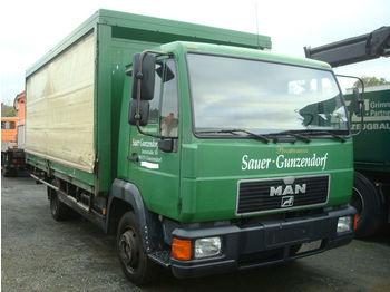 MAN L 2000 Getränke LKw  - ciężarówka do transportu napojów