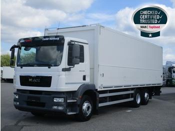 MAN TGM 22.290 6X2-4 LL, Euro 5, Getränkekoffer - ciężarówka do transportu napojów