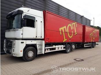 Renault Magnum 480 DXI 6x2 - ciężarówka do transportu napojów