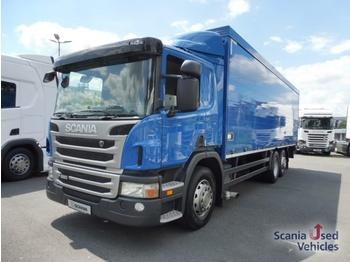 Scania P 280 LB6x2*4MNB - ciężarówka do transportu napojów