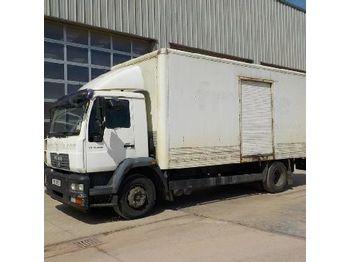 Ciężarówka furgon 2005 MAN LE15.220: zdjęcie 1
