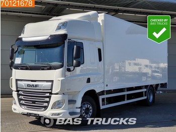 Ciężarówka furgon DAF CF 260 4X2 SC ACC Ladebordwand Euro 6