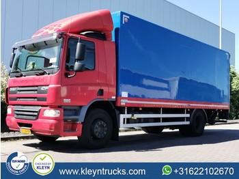 Ciężarówka furgon DAF CF 65.220 19t airco taillift