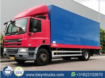 DAF CF 65.220 19t airco taillift - ciężarówka furgon