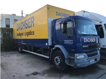 DAF DAF LF55 55.250 - ciężarówka furgon