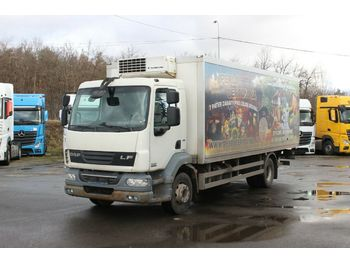 Ciężarówka furgon DAF FA LF55, EURO5 EEV, HYDRALIC LIFT,THERMO KING