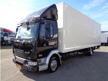 Ciężarówka furgon DAF LF45.160 + Manual + Euro 5