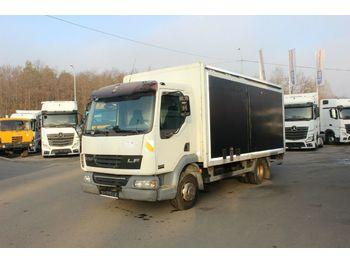 Ciężarówka furgon DAF LF 450.170 HYDRAULIC LIFT