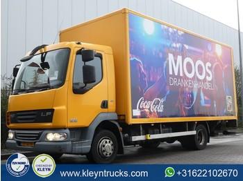 Ciężarówka furgon DAF LF 45.160 11.9t eev 6t payload