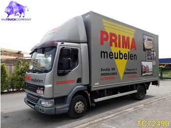 Ciężarówka furgon DAF LF 45 160 Euro 4
