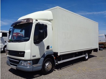 DAF LF 45.180 + Lift dhollandia + Euro 4 - ciężarówka furgon