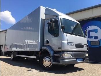 DAF LF 55.180 4x2 Alumimium Box MANUAL Gearbox Good condition! - ciężarówka furgon