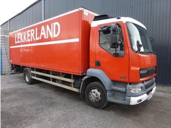 DAF LF 55 180 SPRING/SPRING EURO 3 - ciężarówka furgon