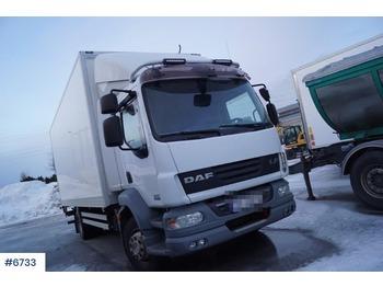 DAF LF 55.250 - ciężarówka furgon