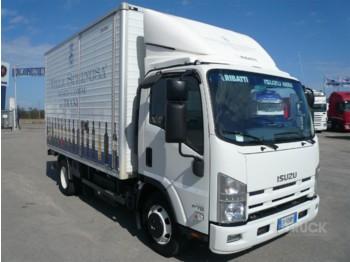 ISUZU P75 - ciężarówka furgon