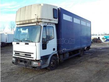 IVECO 80 E 21 +HF - ciężarówka furgon
