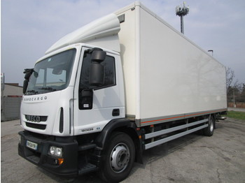 IVECO EUROCARGO 160E28 - ciężarówka furgon