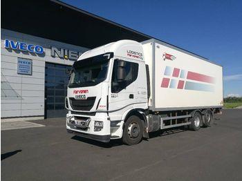 Ciężarówka furgon IVECO Stralis 260S48 FS: zdjęcie 1