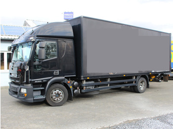 Iveco 120E25 Euro Cargo EEV Koffer LBW 187tkm! - ciężarówka furgon