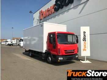 Iveco 75E16 - ciężarówka furgon