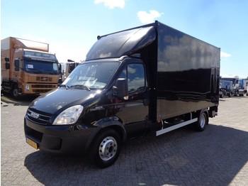 Iveco Daily 65C18 + Euro 4 + Dhollandia Lift - ciężarówka furgon