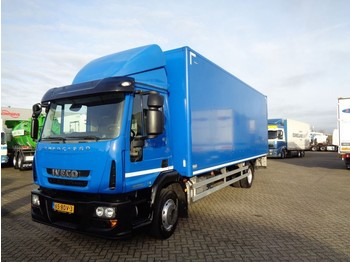 Ciężarówka furgon Iveco EuroCargo 120E21 + Euro 6 + Anteo Lift + 4 in stock