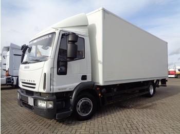 Ciężarówka furgon Iveco EuroCargo 120E25 + Manual + Euro 5 + Lift: zdjęcie 1