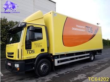 Ciężarówka furgon Iveco EuroCargo 120 E22 Euro 5