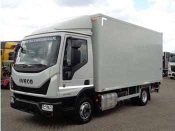 Iveco EuroCargo 80-210L + Euro 6 + Lift - ciężarówka furgon