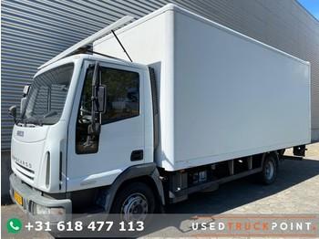 Ciężarówka furgon Iveco Eurocargo 80E17 / Manual / Full Steel / 224 DKM / Euro 3 / NL Truck