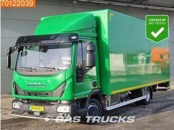 Ciężarówka furgon Iveco Eurocargo 80-190L 4X2 Ladebordwand Euro 6