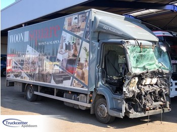 Ciężarówka furgon Iveco Eurocargo ML80E18 EEV